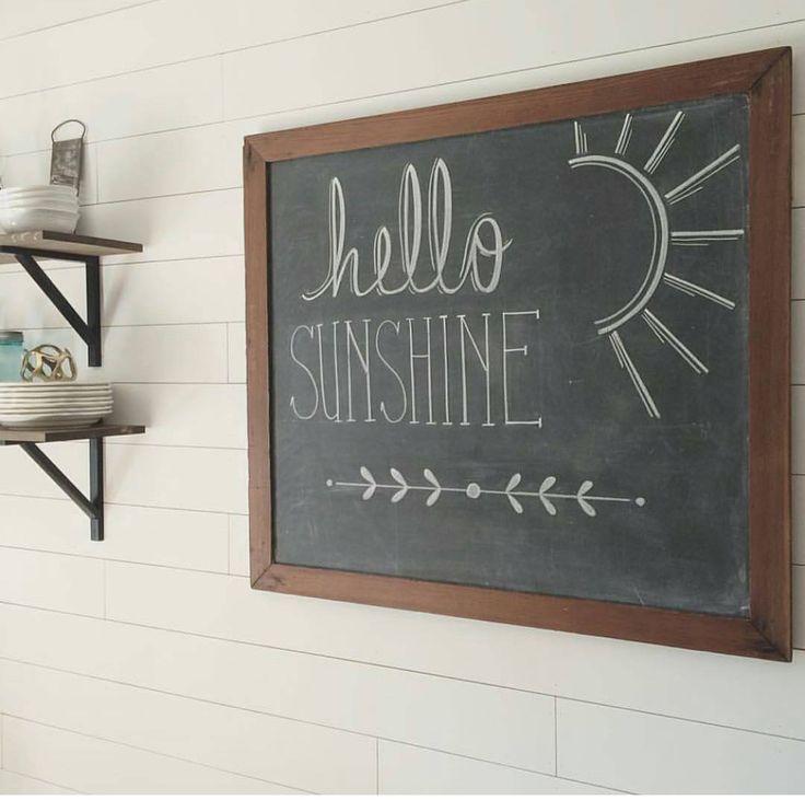 Hello sunshine Chalkboard DesignsChalkboard 12 best