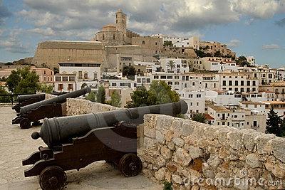 Fortress Dalt Vila (ibiza) - Fortezza Dalt Vila (Ibiza)
