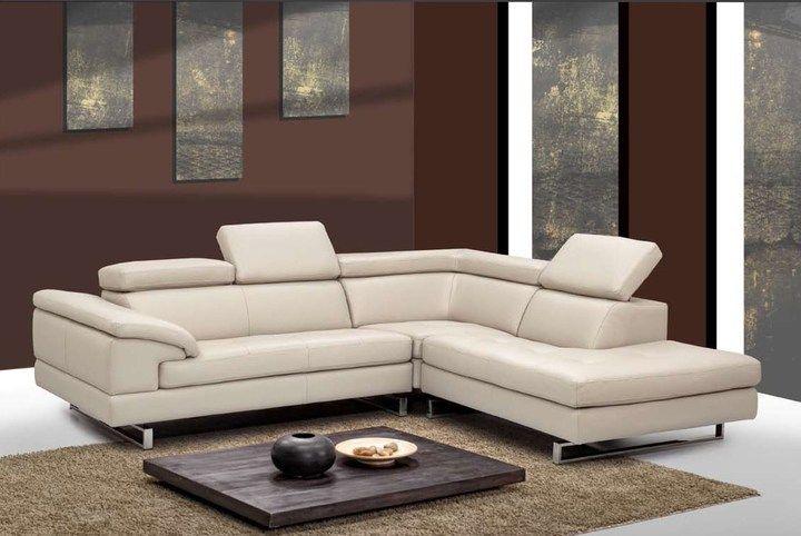 Bőr ülőgarnitúra, kanapé / Chanel - www.montegrappamoblili.hu