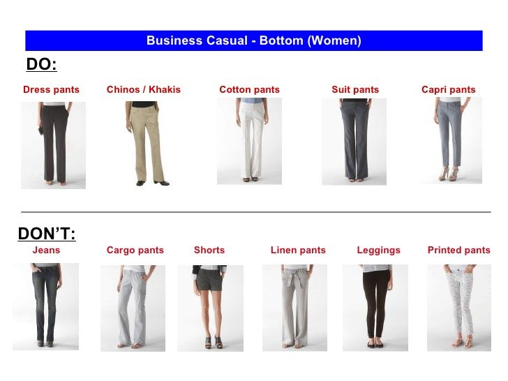 18 best Office attire do's and don'ts images on Pinterest | Office ...