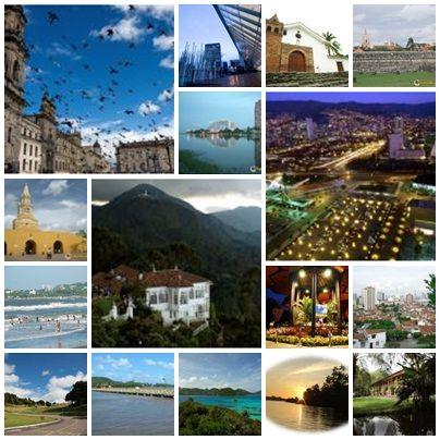 collage fotos bogota - Buscar con Google