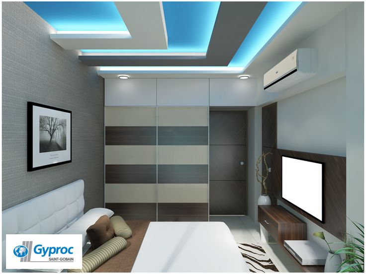 Here 39 s an attractive and inspiring ceiling for the for Best bedroom designs india