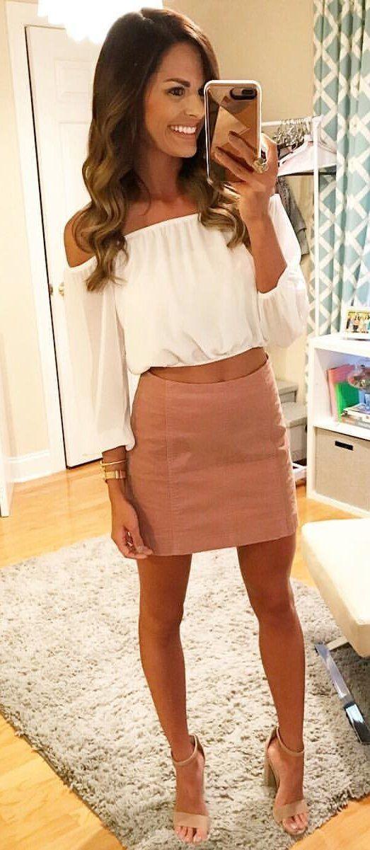Elegante Sommer-Outfits für Frauen über, Elegante Sommer-Outfits für Frauen über