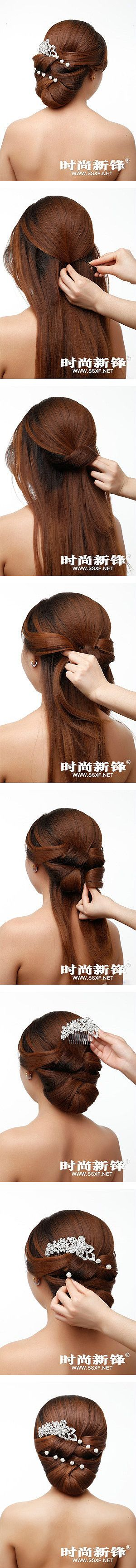 best 发型 images on pinterest cute hairstyles easy hairstyle