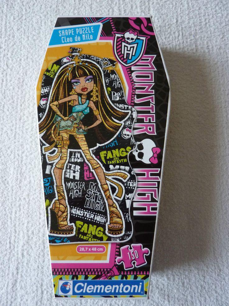 Monster High Cleo De Nile Puzzle 150 pièces Clementoni  neuf