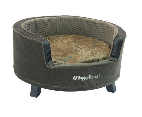 Happy-House Sofa Luipaard 55x23x34 cm Bruin 1