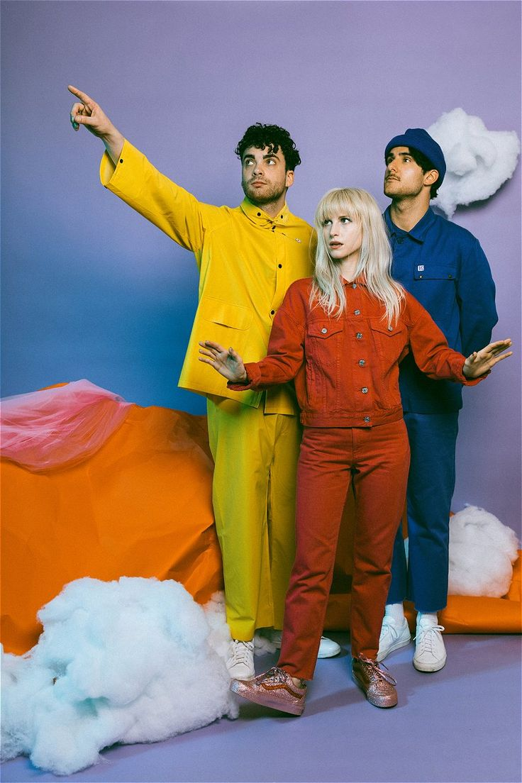 Paramore | Photoshoot 2017 After Laughter