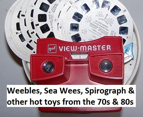 70s And 80s Toys : Weebles sea wees spirograph other hot toys from the