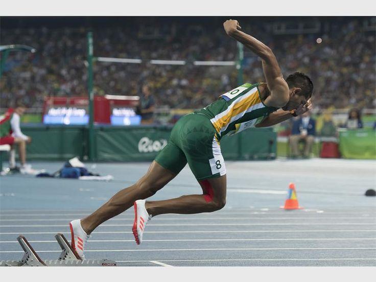 RIO – South Africa's Wayde van Niekerk is the new world record holder in the…