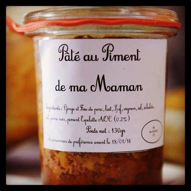Pâtes basque recette maman salaison Ospital #cuisine familles