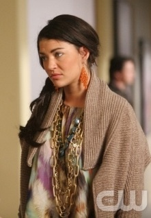 Who Plays Vanessa In Gossip Girl