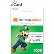 Nintendo eShop $35 (Email Delivery)