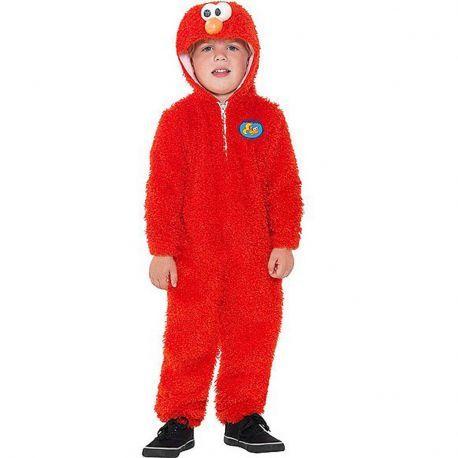 #Disfraz de #Elmo #Barrio Sésamo Perfecto para tus fiestas, mercadisfraces tú #tienda de #disfraces #online