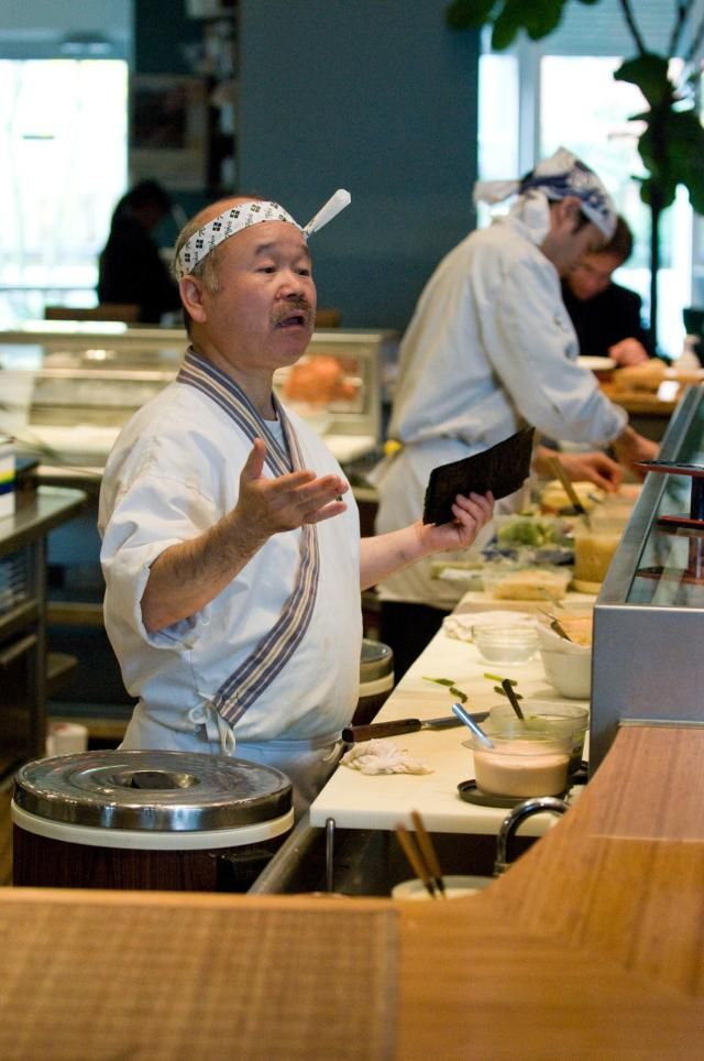 Must-Try Vancouver Sushi Restaurants: Tojo's...this link touts the top 5 sushi restaurants in Vancouver