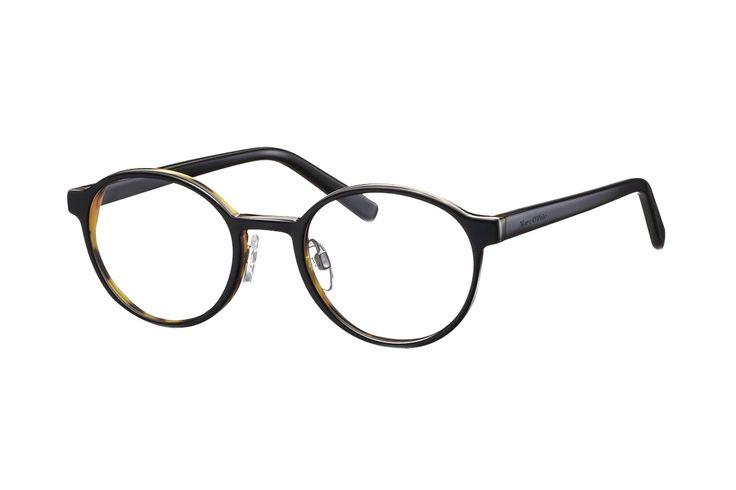 Marc O'Polo 503097 10 Brille in schwarz ist der Inbegriff für moderne, legere Mode. Auch bei der aktuellen Brillenkollektion bleibt Marco O' Polo seiner Linie treu. Natürlich, Zeitgemäß und sichtbar Qualitativ hochwertig. Markenphilosophie.