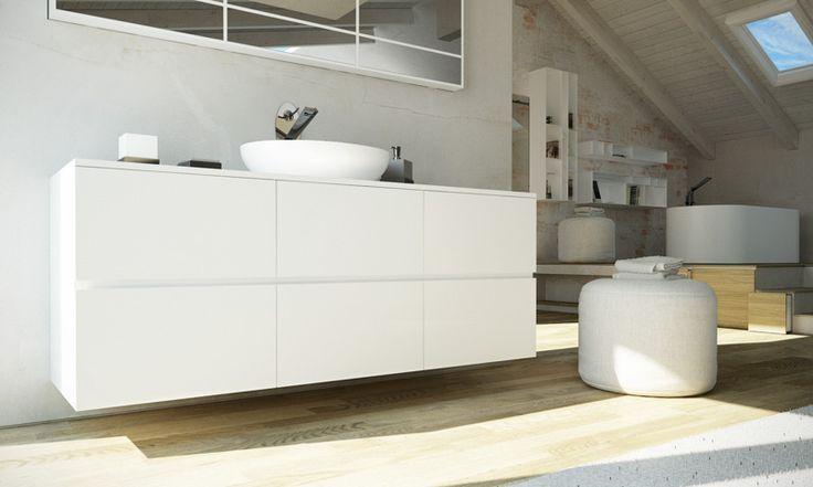 1000 ideas about italian bathroom on pinterest vanity for Modern italian bathroom designs