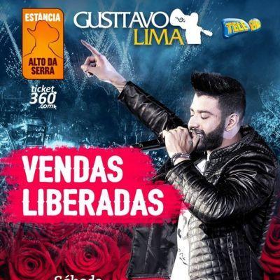 Show do Gusttavo Lima no Estância Alto da Serra Informações no Link: http://www.baladassp.com.br/balada-sp-evento/Estancia-Alto-da-Serra/756 WhatsApp: 11 95167-4133