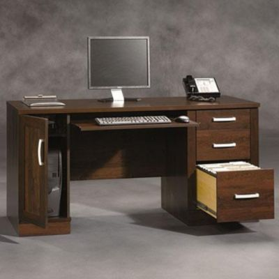 sauder 39 office port 39 computer credenza sears sears