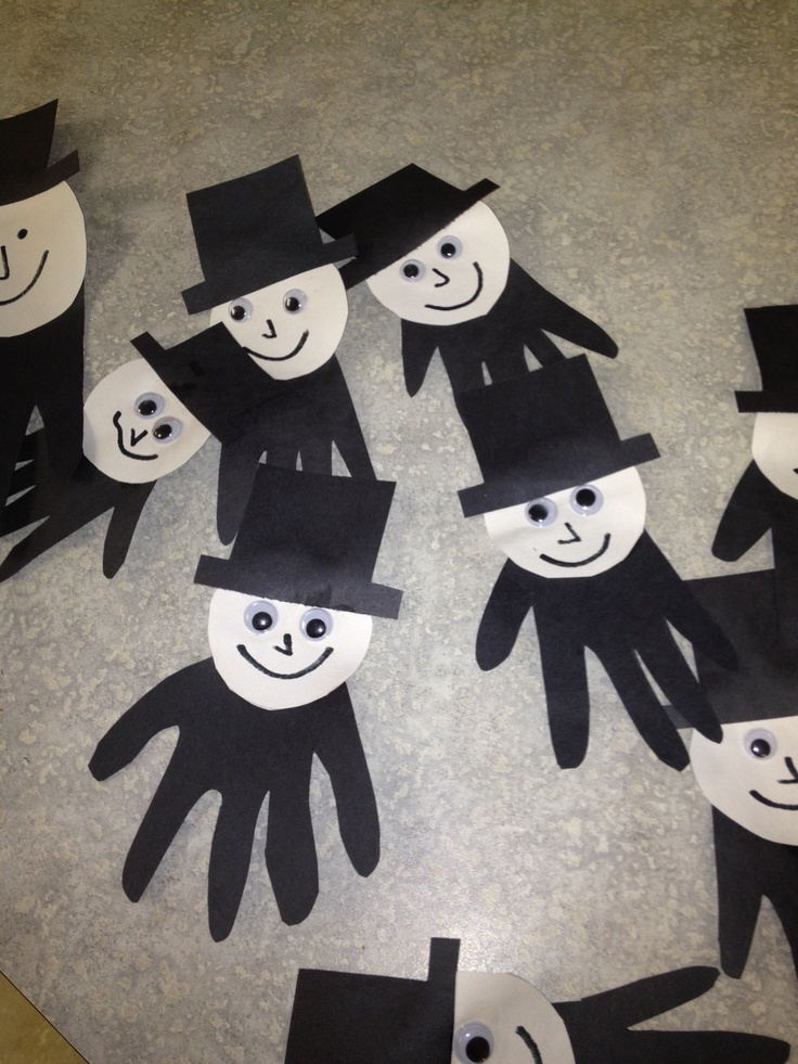 Abraham Lincoln Crafts For Kids