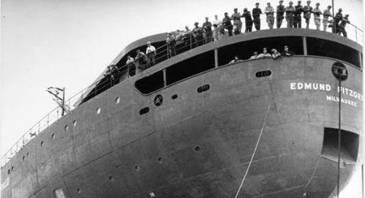 Edmund Fitzgerald Crew  |Edmund Fitzgerald Crew Remains