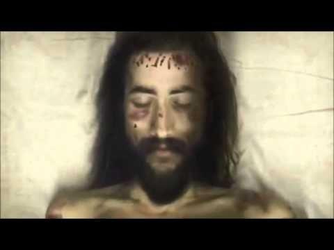 Esta película muestra reconstrucción de la imagen de Jesús según el santo Sudario de Turín.