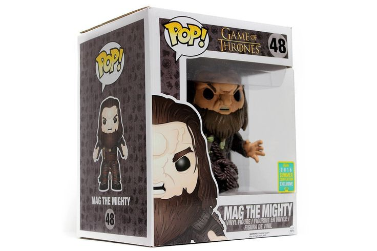 """POP! Television: Game Of Thrones - Mag the Mighty 6"""""""