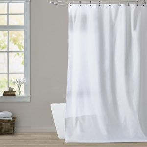 B And Q Shower Rails And Curtains