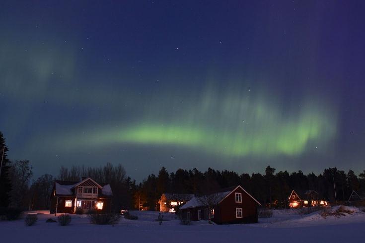 Ostersund, Schweden.