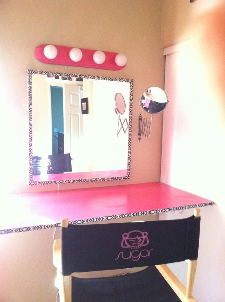 diy vanity bedroom ideas pinterest