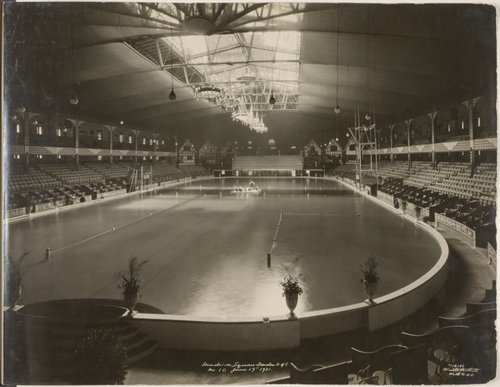 Madison square garden n y c 1920s history - History of madison square garden ...