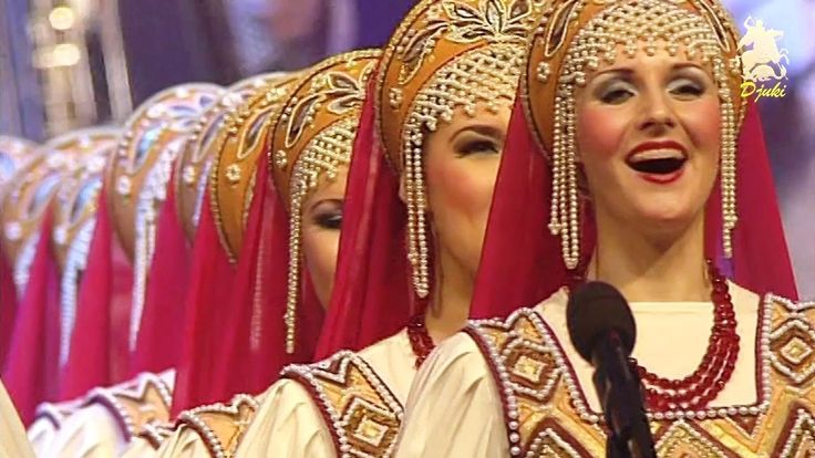 У нашей Кати (Notre Katy) - State Academic Pyatnitsky Russian Folk Chorus (HQ) - YouTube