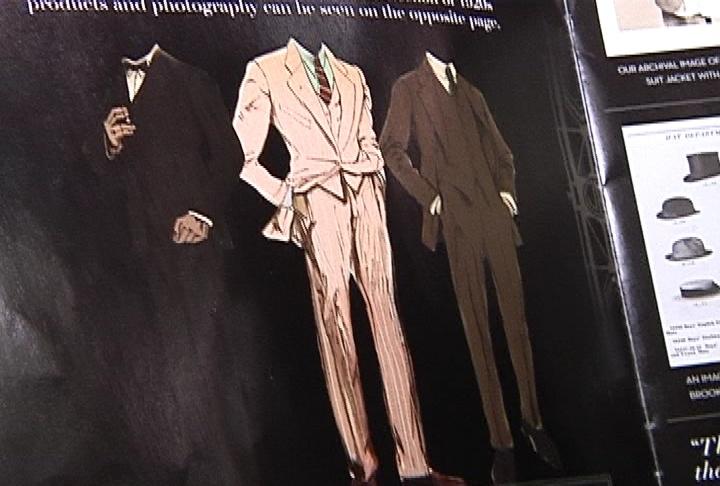 """Moda de los años 20 vuelve con """"El Gran Gatsby"""""""