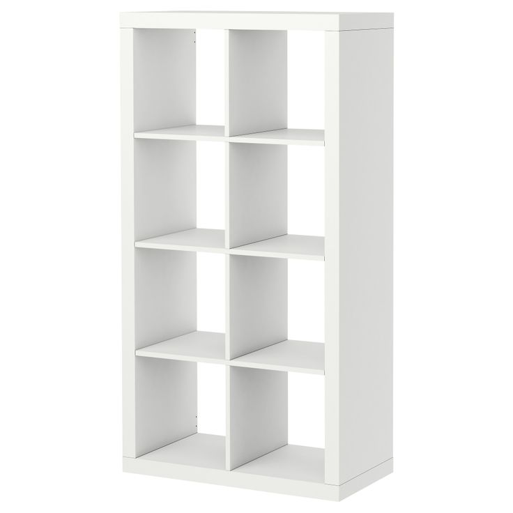 EXPEDIT Open kast - wit - IKEA