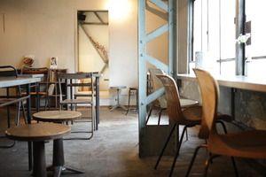 base cafe → ヒトト
