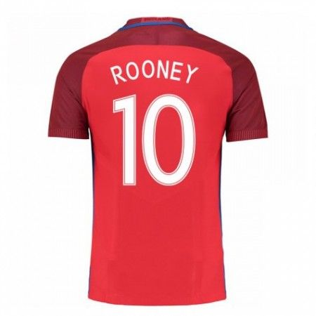 England 2016 Wayne Rooney 10 Borte Drakt Kortermet.  http://www.fotballteam.com/england-2016-wayne-rooney-10-borte-drakt-kortermet.  #fotballdrakter