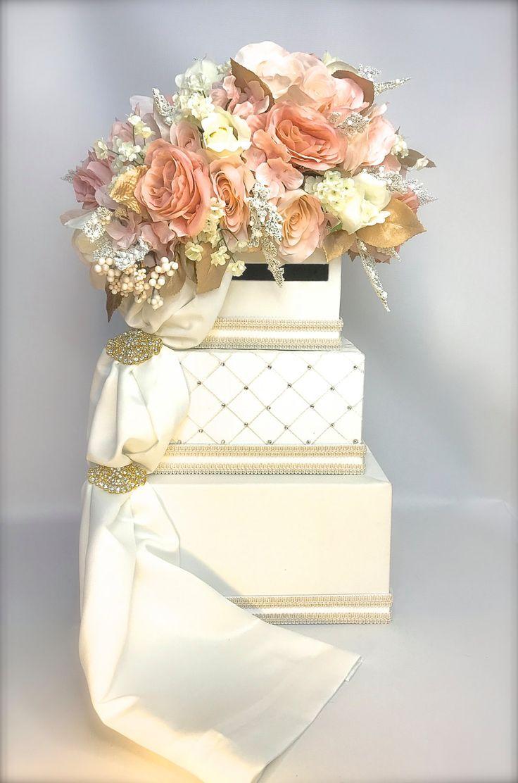 63 best elegant wedding cakes amp boxes images on pinterest