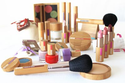 Zao- 100% organic makeup from France www.novaconcept.se