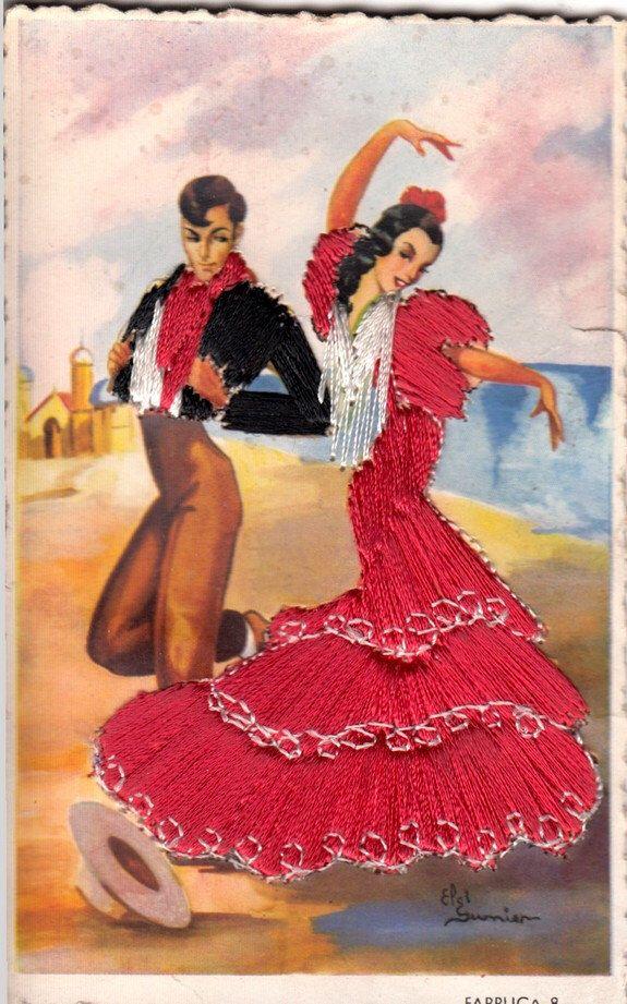 tarjeta de crédito bailarines orgía