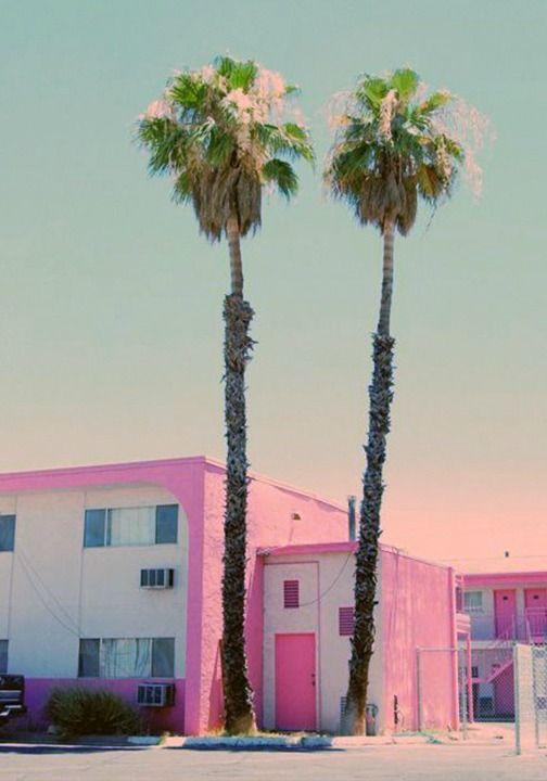 Vintage California vibes.