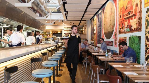 Sagra Italian restaurant in Malvern.