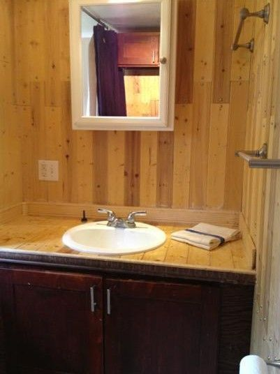 Best 25 Mobile Home Bathrooms Ideas On Pinterest Mobile Homes Mobile Home Renovations And