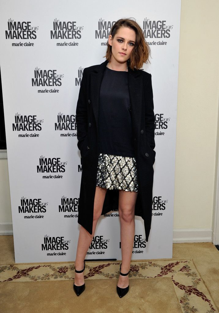 Kristen Stewart - Marie Claire Hosts Inaugural Image Maker Awards - January 12, 2016
