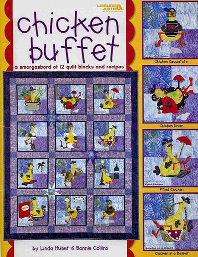 ..CHICKEN BUFFET - Laura alcañiz - Picasa Web Albums... Patterns and instructions!