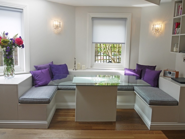 53 Best Banquette Seating Ideas Images On Pinterest