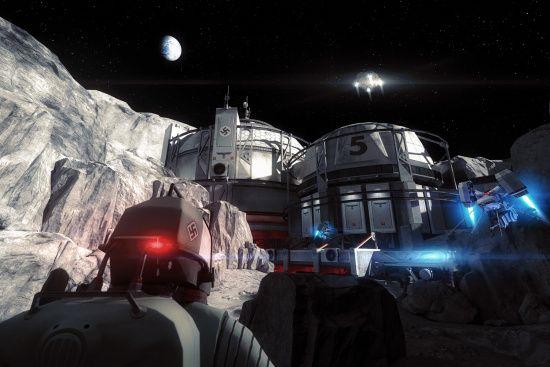 moon base one wolfenstein - photo #11