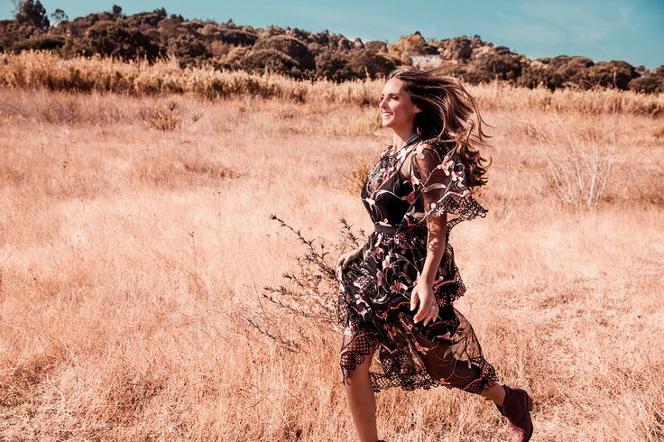 MELIE FALL 17 CAMPAIGN // WILD HEART