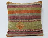 kilim pillow 20x20 bohemian design large antique pillow case large floor pillow cover 20x20 kelim pillow cover large pillow kilim rug 21012