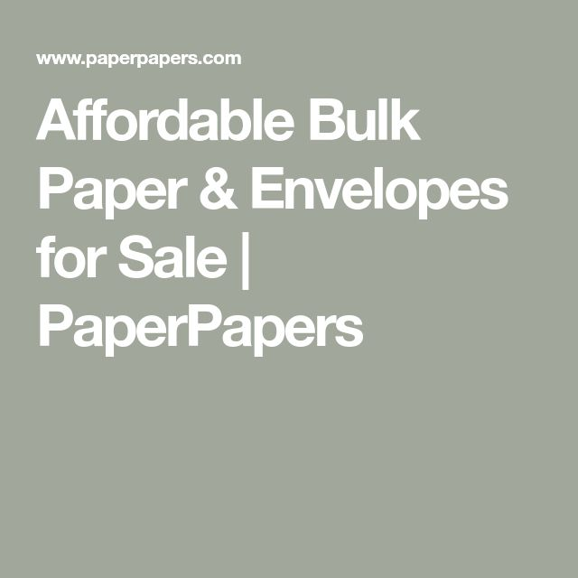 Cheap papers for sale