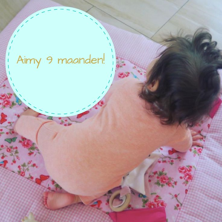 Wauw, mijn kleinste meisje is vandaag 9 maanden oud. Dat betekent dat ze al langer uit mijn buik is, dan ze erin gezeten heeft. Aimy is namelijk met 37,5 week geboren. Inmiddels vind ik het baby'tje er helemaal vanaf en ...