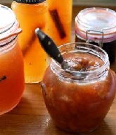 Äppelmarmelad med kanel, nejlikor och kardemumma | Taffel